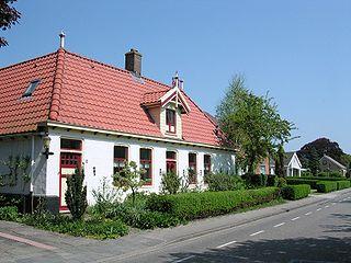 Blokker, Netherlands farm village in the Netherlands