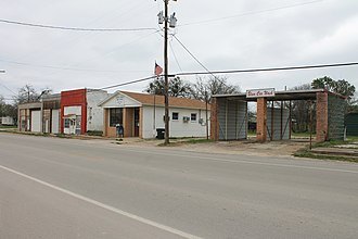 Blum, Texas - Image: Blum, Texas