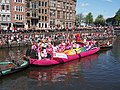Boat 19 Ou(d)t & Proud, Canal Parade Amsterdam 2017 foto 5.JPG