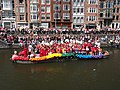 Boat 29 Café 't Mandje, Canal Parade Amsterdam 2017 foto 3.JPG
