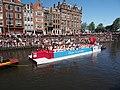 Boat 8 Rode Kruis, Canal Parade Amsterdam 2017 foto 3.JPG