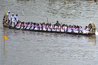 Nehru Trophy Boat Race - Boat races of Kerala