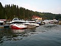 Boats. Лодочная база, Пермский край, Россия - panoramio.jpg