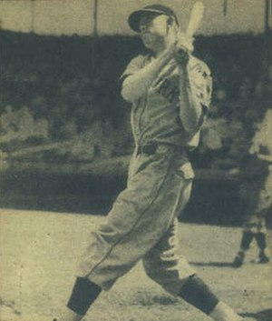 Bob Seeds - Image: Bob Seeds 1940 Play Ball card