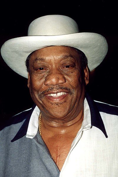 Picture of a band or musician: Bobby Bland