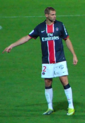 Mathieu Bodmer - Image: Bodmer (Lille vs PSG)