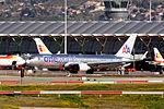 Boeing 767-323 American Airlines One World N395AN (8737229029).jpg