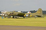 "Boeing B-17G Flying Fortress '124485 - DF-A' ""Sally B - Memphis Belle"" (G-BEDF) (36224626432).jpg"