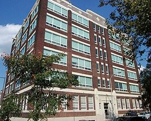 Boekel Building - Image: Boekel Building 505 515 Vine Street from west