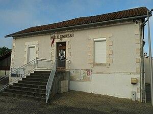 Boisbreteau - Town hall