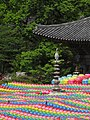 Bongeun Temple near Buddha's Birthday, Seou.jpg