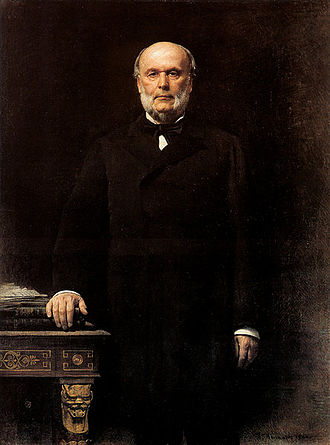 1871 French legislative election - Image: Bonnat Portrait of Jules Grevy