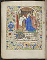 Book of Hours, f.68v, (184 x 133 mm), 15th century, Alexander Turnbull Library, MSR-02. (6046620055).jpg