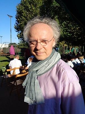 Azra - Boris Leiner, former drummer (2016)