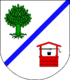 Coat of arms of Bornholt