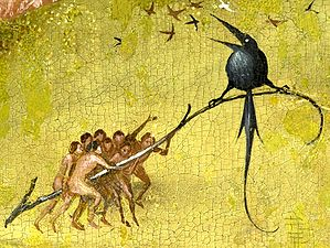 Bosch, Hieronymus - The Garden of Earthly Delights, central panel - Detail- Raven.jpg