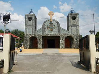 Zambales - National Shrine of Our Lady of Poon Bato in Botolan