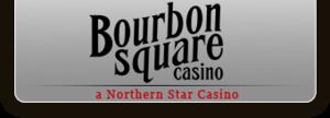 Bourbon Square Casino - Image: Bourbon Square Casino logo