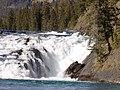 Bow Falls, Bow River, Banff - panoramio - Jack Borno.jpg