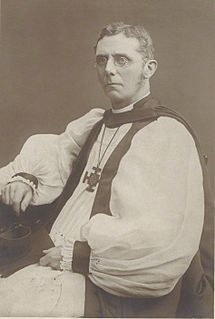 Augustus Legge British bishop