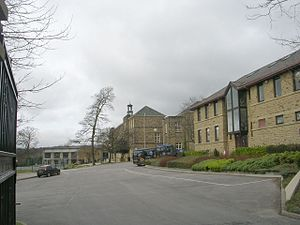 Bradford Girls' Grammar School - Image: Bradford Girls Grammar School