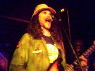 Brant Bjork - Bjork playing live in Exeter, June 19, 2006