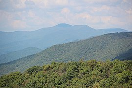 Brasstown Bald from Hogpen Gap view, Oct 2018.jpg
