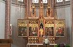 Bregenz, the Church of the Sacred Heart, main altar.jpg