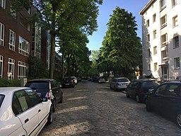 Brekelbaums Park in Hamburg