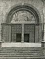 Brescia porta della chiesa di S. Maria del Carmine xilografia di Barberis.jpg
