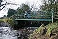 Bridge and Ford on River Calder - geograph.org.uk - 1130445.jpg