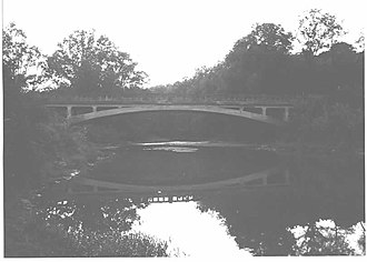 National Register of Historic Places listings in Greene County, Pennsylvania - Image: Bridge in Franklin Township