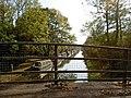 Bridge parapet to the Grand Union Canal - geograph.org.uk - 1538035.jpg