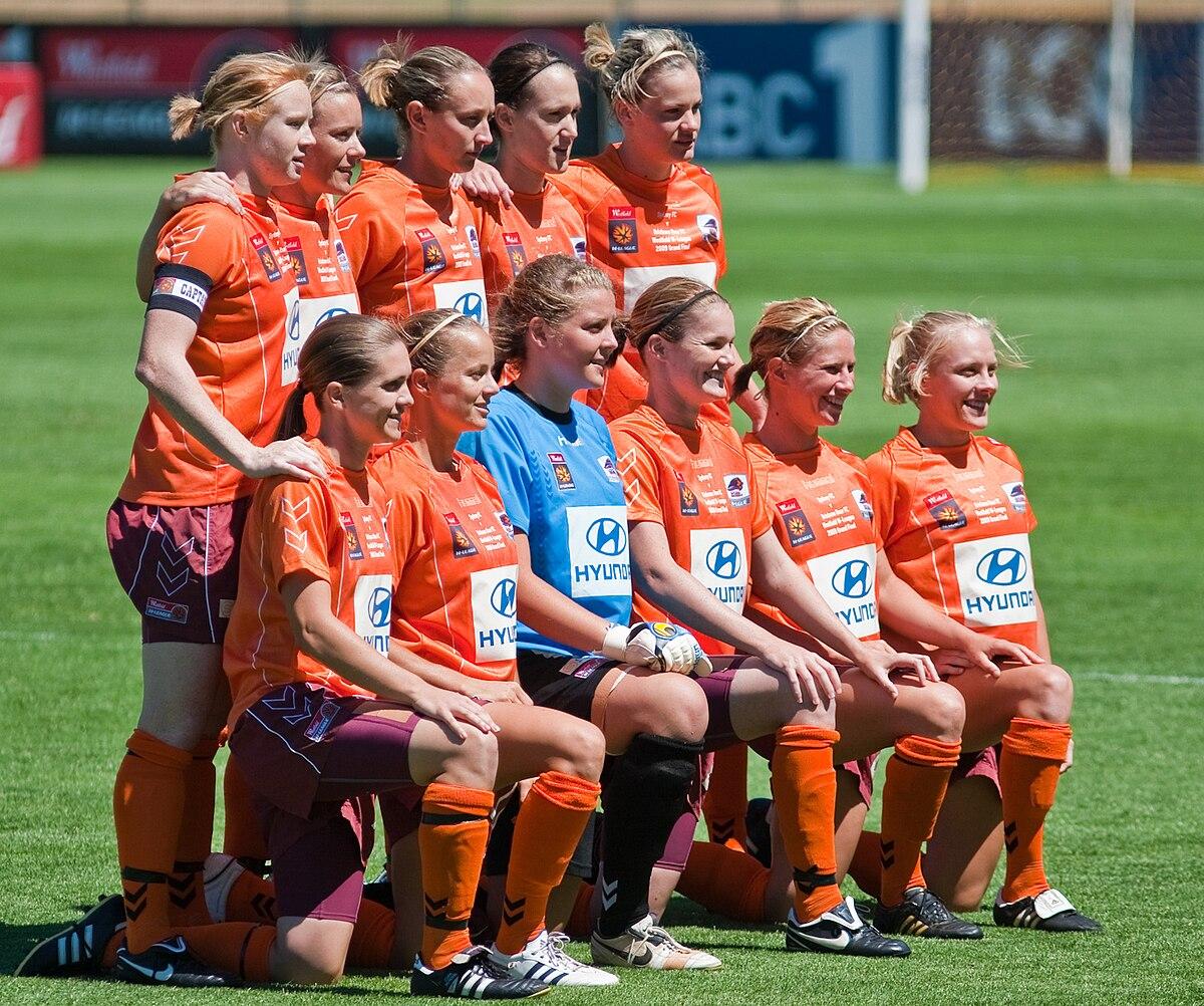 Brisbane Roar FC (női csapat) - Wikipédia