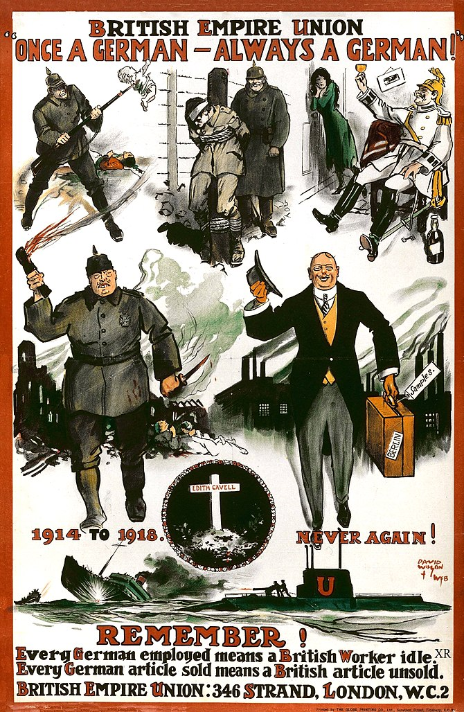 Steampunks haven't changed like this poster would have you believe