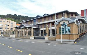 British High Commission - British High Commission in Wellington, New Zealand