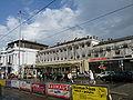 Brno, hlavní nádraží v přestavbě.JPG