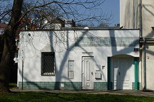 Islam in the Czech Republic - Brno Mosque in the Czech Republic