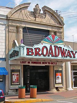 The Broadway Movie Theater in Pitman