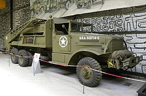 "Brockway Motor Company - G690 ""Treadway"" 6 ton 6×6"