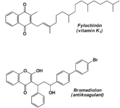 Bromadiolon Phylloquinone.png