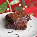 Brownies with floral painted background.jpg