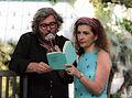 Bruno Doucey et Murielle Szac.jpg
