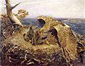 Bruno Liljefors - Sea Eagles Nest.jpg