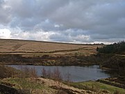 Brushes Clough Reservoir - geograph.org.uk - 715413