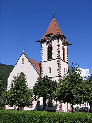 St. Blasius in Buchenbach