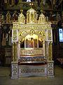 Bucuresti, Romania, Biserica Sfantul Gheorghe Nou (interior 14); B-II-m-A-18225.JPG