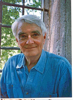 Budd Hopkins American artist, author, and ufologist