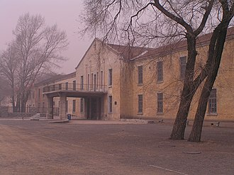 Unit 731 - Building on the site of the Harbin bioweapon facility of Unit 731