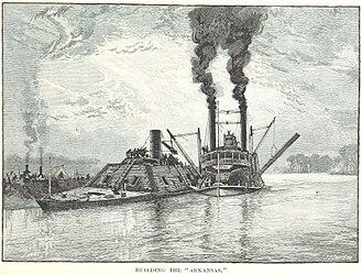 CSS Arkansas - Building the Arkansas